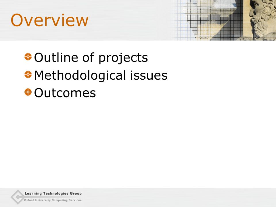 Outcomes: Broaden the landscape Sharing and reuse Individual resources and/or sequences of learning activities (ESC) Principle vs.