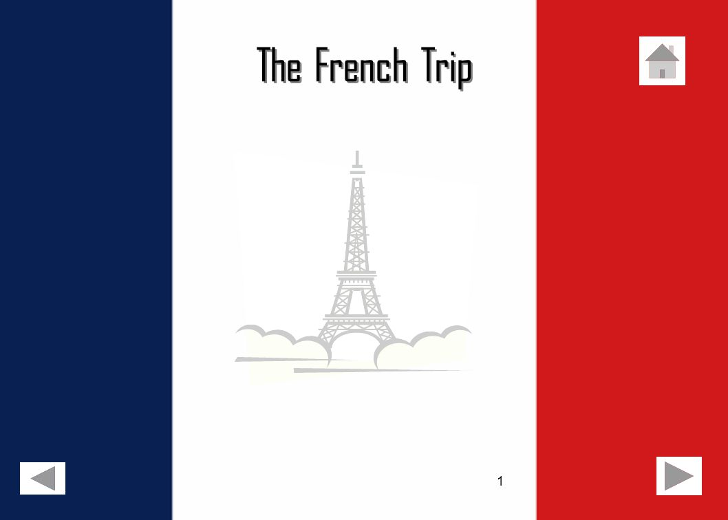 1 The French Trip