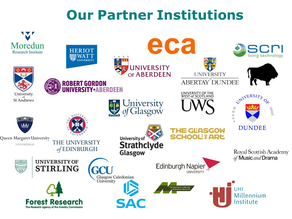 Our Partner Institutions