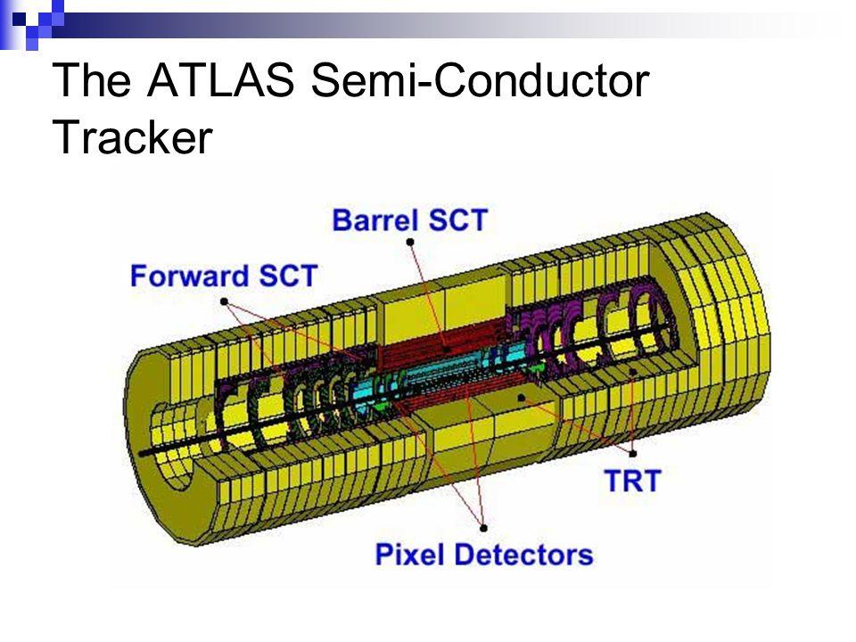 The ATLAS Semi-Conductor Tracker