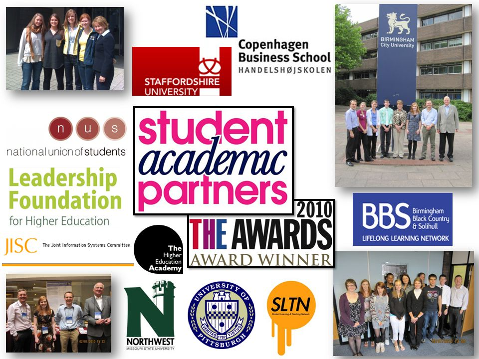 It's not just us… University of Exeter – 'Students as Change Agents' University of Lincoln – 'Student as Producer' The University of Warwick – 'The Reinvention Centre'