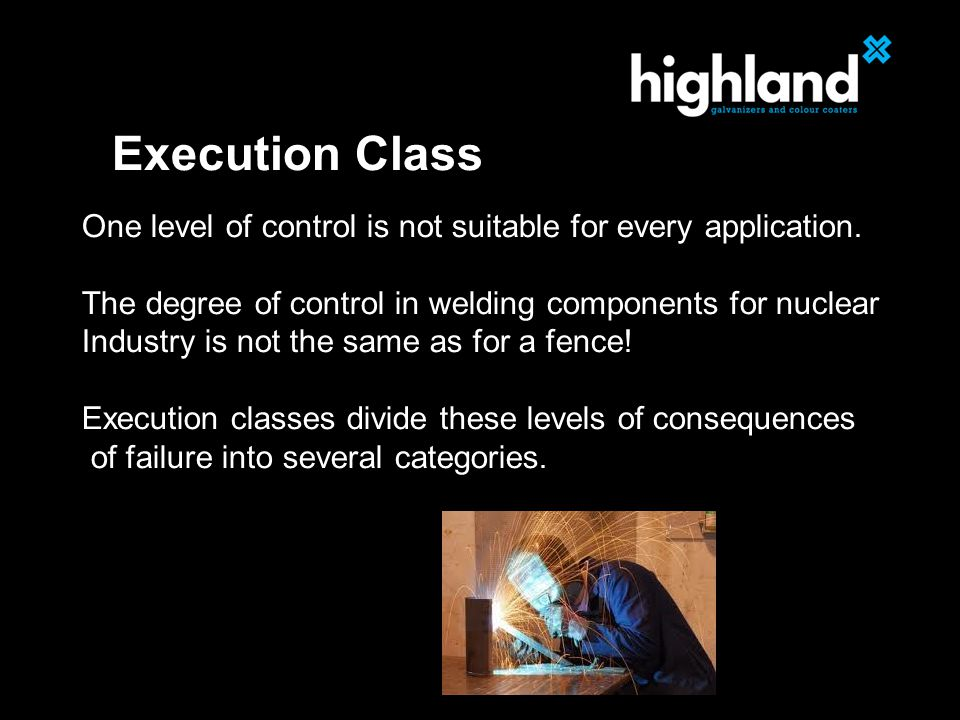 Execution Class One level of control is not suitable for every application.