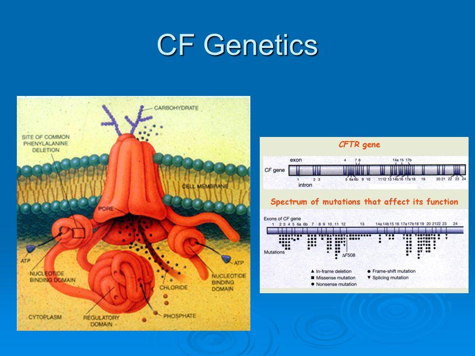 CF Genetics