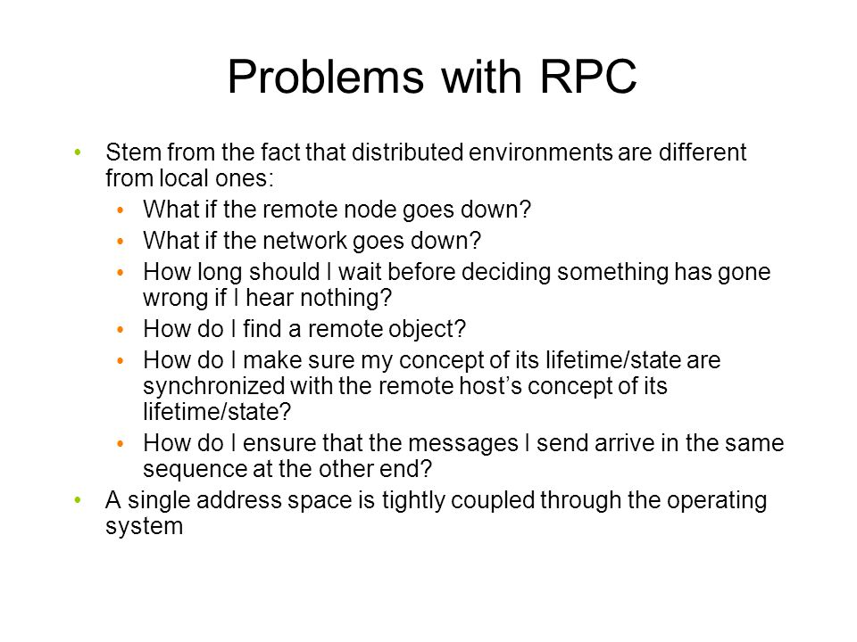 Peer ClientServer Node Computer/ Device Service Resource Resources Resource: any hardware or software resource shared on a distributed network e.g.