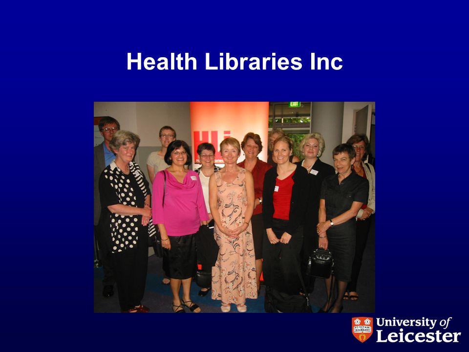 Health Libraries Inc