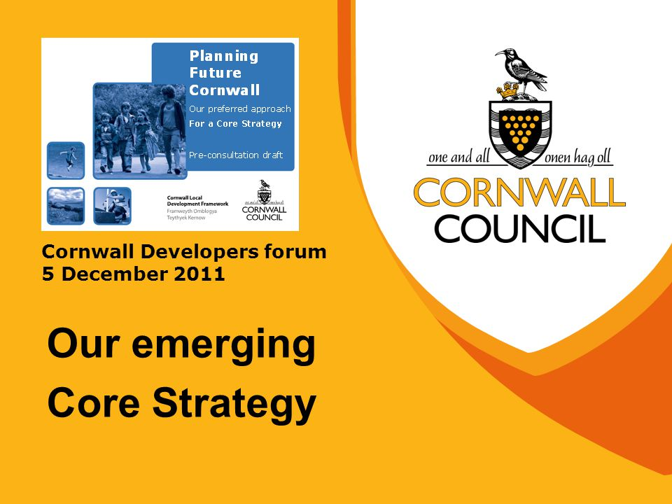 Implications A part of the evidence base Have explored capacity and development options around the towns- Options for growth Set scene for future development Provide Key messages in the Core Strategy Identify priorities for each network area Town Frameworks