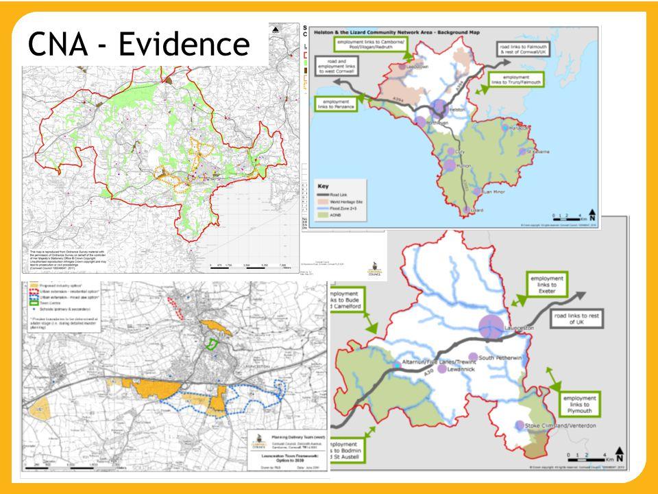 CNA - Evidence