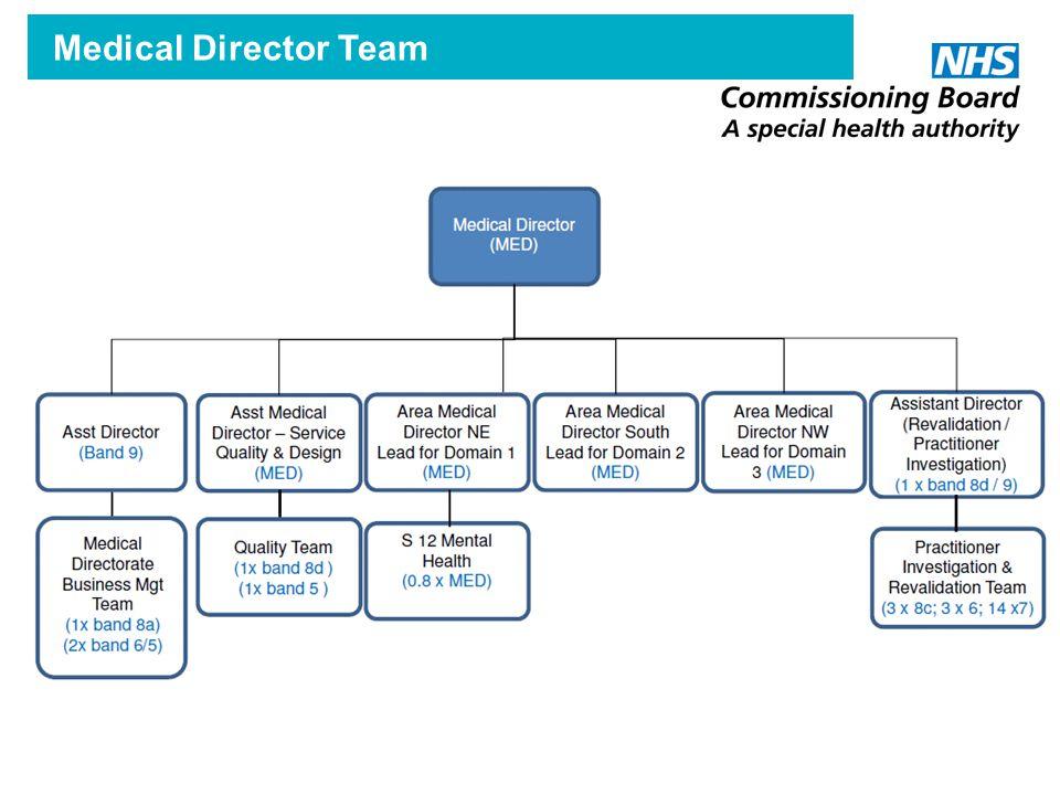 Medical Director Team
