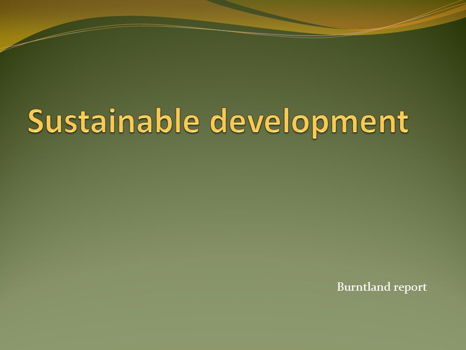 Policy Statement Environmental Manual Operating Procedures