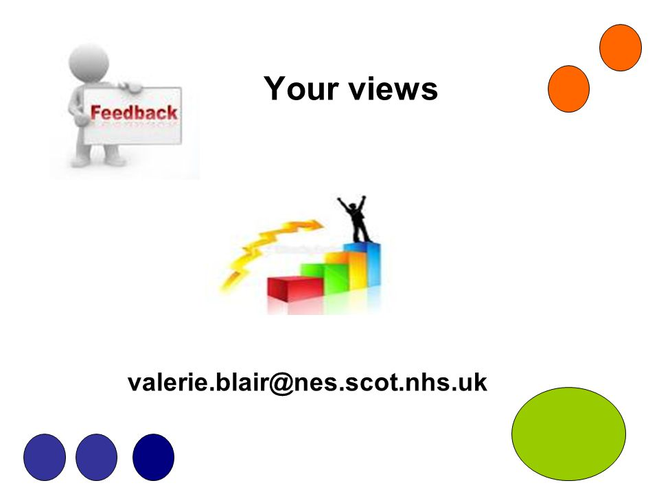 Your views valerie.blair@nes.scot.nhs.uk