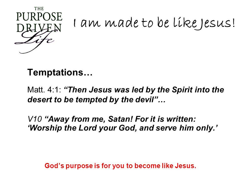 Temptations… Matt.