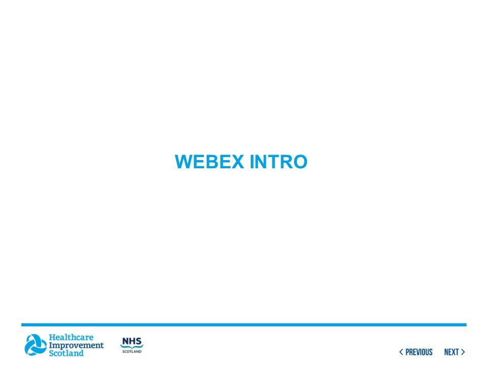 WEBEX INTRO