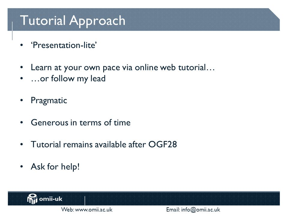 Web: www.omii.ac.uk Email: info@omii.ac.uk Supported OGF Standards OGSA Basic Execution Service (BES) v1.0 JSDL v1.0 HPC Basic Profile v1.0 HPC Profile Application Extension v1.0 HPC File Staging Profile v1.0 HPC Common Case Profile: Activity Credential v0.1 JSDL SPMD Application Extension v1.0