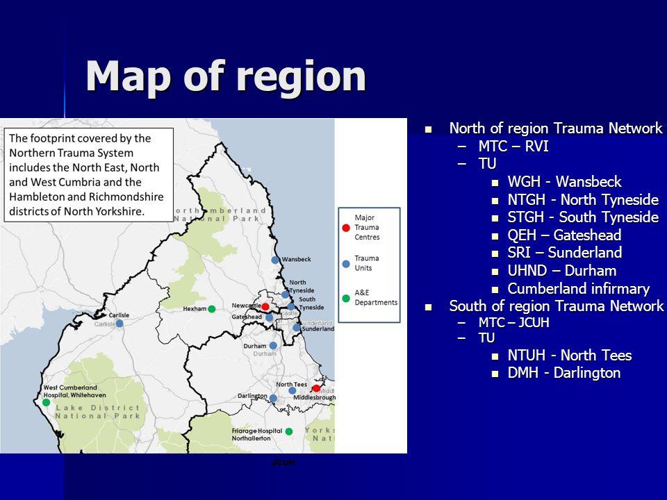 NTS-CAG Trauma Triage Tool Go – Live date April 1 st 2012