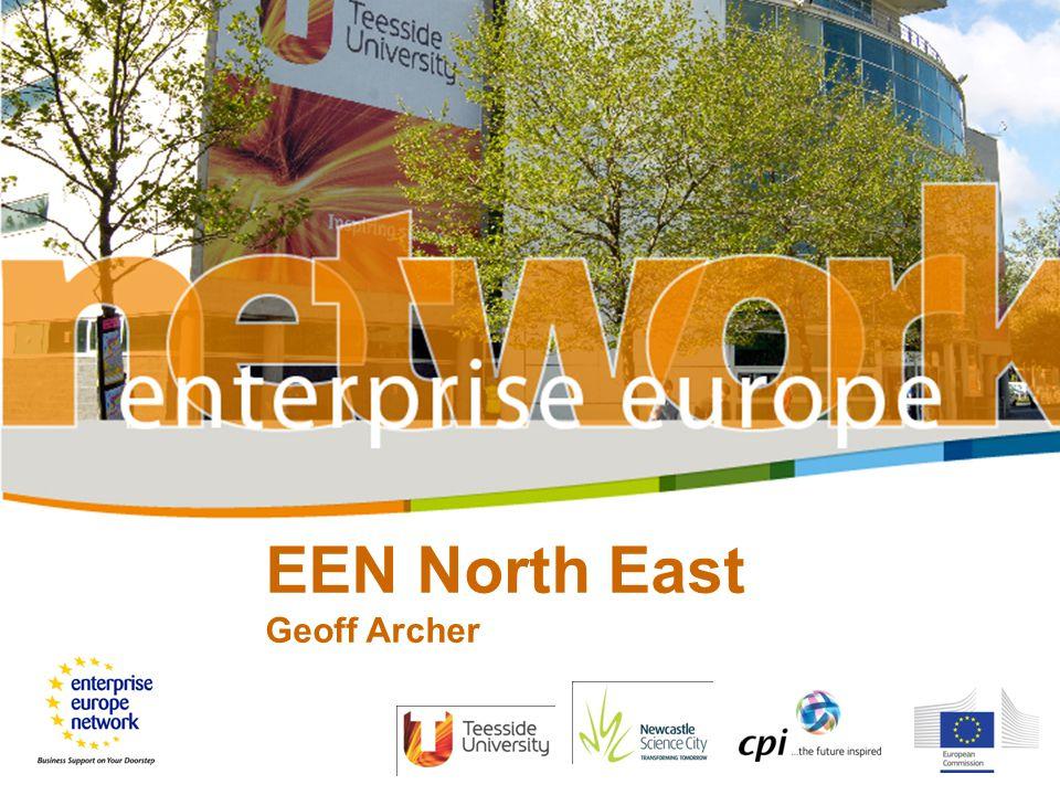 EEN North East Geoff Archer