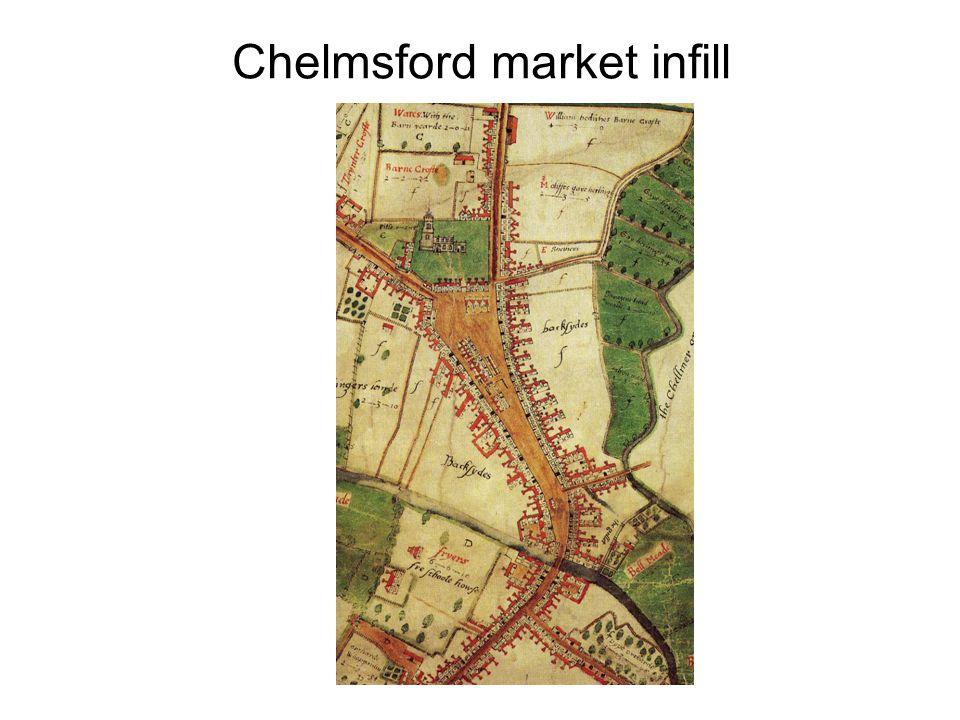 Chelmsford market infill