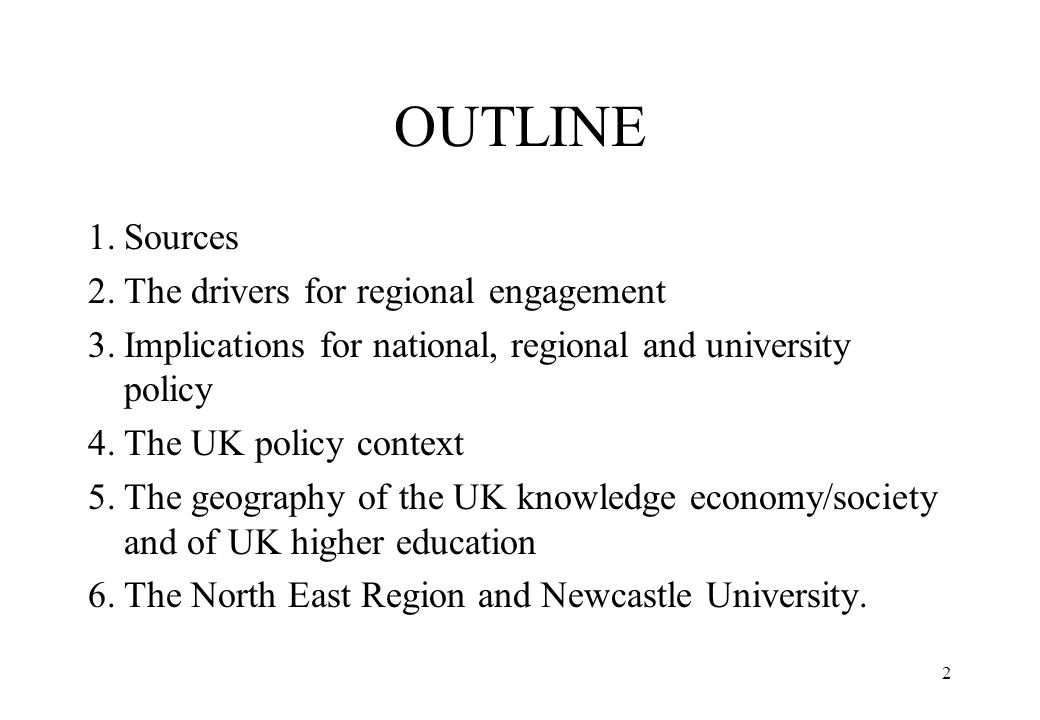 23 OTHER UK POLICY DETR: Building Partnerships for Prosperity: sustainable growth, competitiveness and employment in the English regions DfEE: The Learning Age: a renaissance for a new Britain DTI: Our Competitive Future: Building the knowledge driven economy.