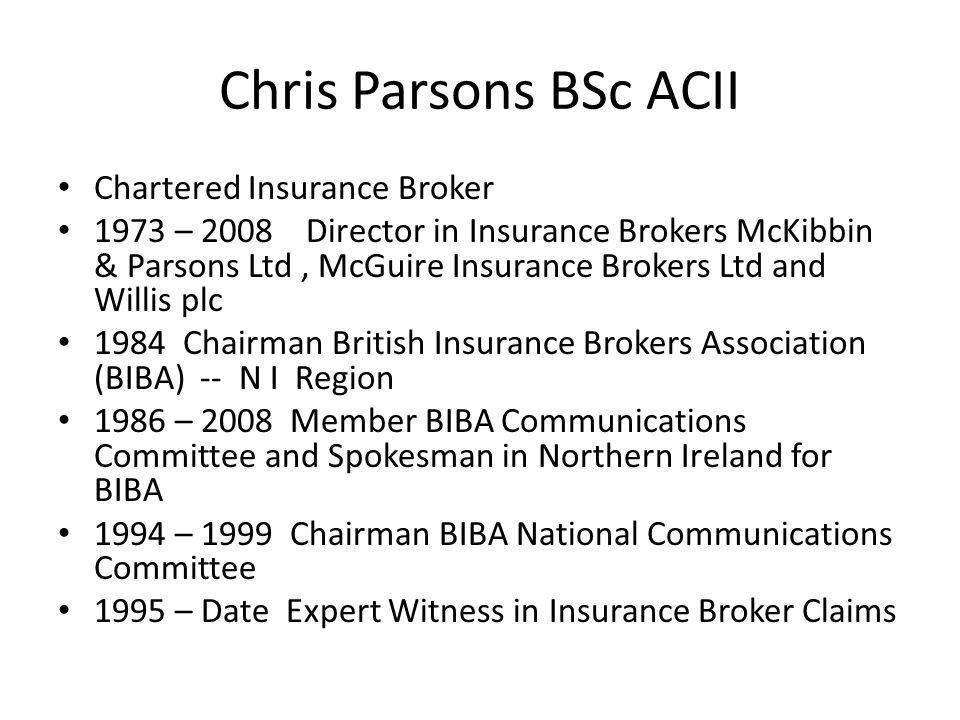 What can an Insurer do .