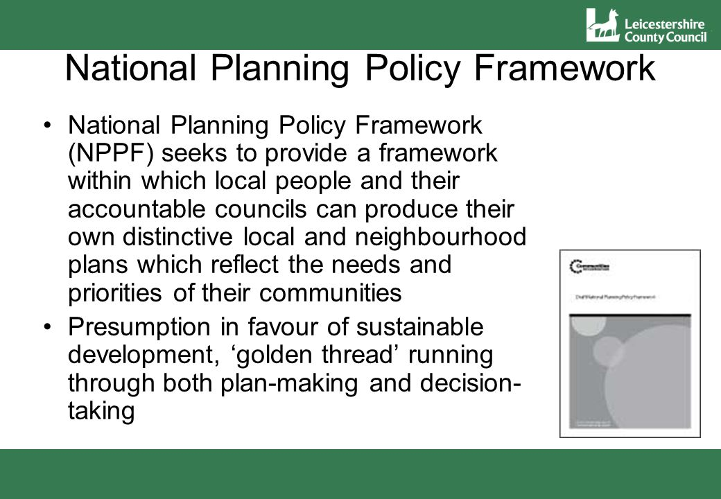 Neighbourhood planning and the new planning system What support do you consider you need.