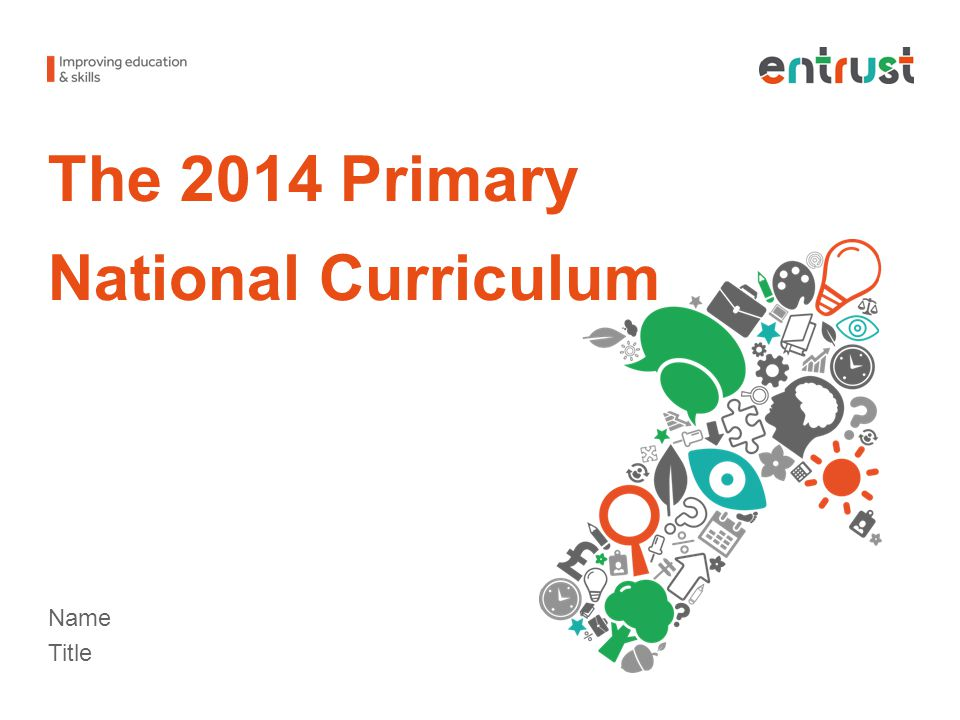 The new history curriculum 2014 No one way of organising the curriculum.