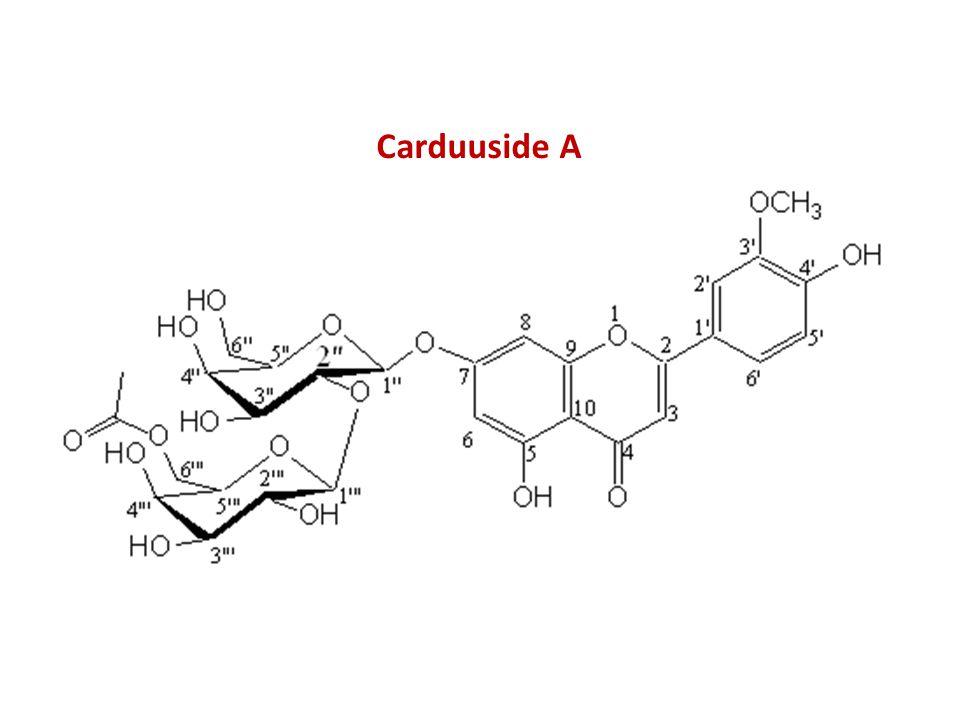 Carduuside A