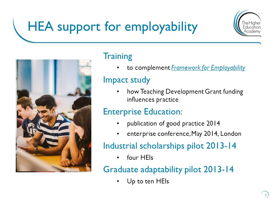 UK Professional Standards Framework (UKPSF) - description of dimensions of the roles of teaching and supporting learning within HE HEA offers recognition and accreditation service to recognise staff involved in learning support Framework has been designed to cover all aspects of teaching and learning support Accreditation and recognition 8