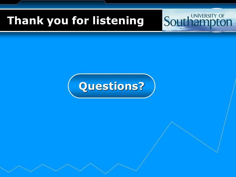 LOGO Thank you for listening Questions?