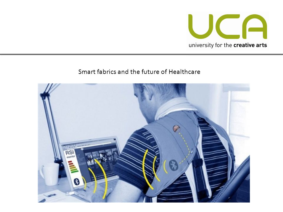 Smart fabrics and the future of Healthcare