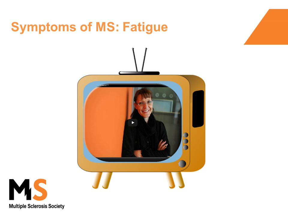 Symptoms of MS: Fatigue