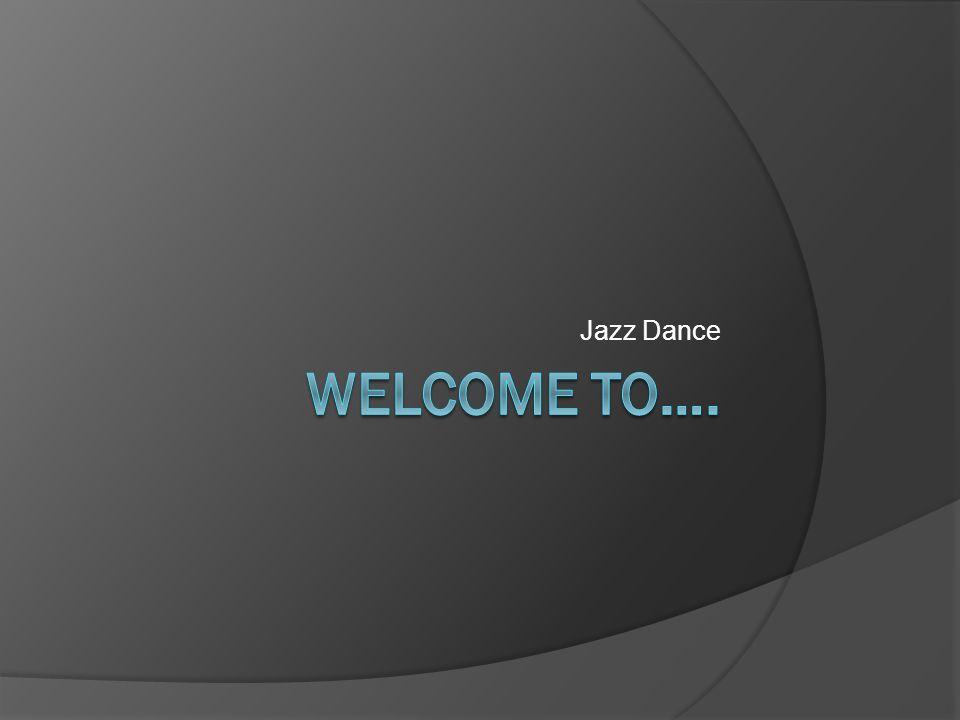 Aims of the session  Understand how the unit will run/essential information  Listen to a brief history of the subject  Watch some examples of how jazz has been used in different contexts  Receive and talk through assignment briefs.