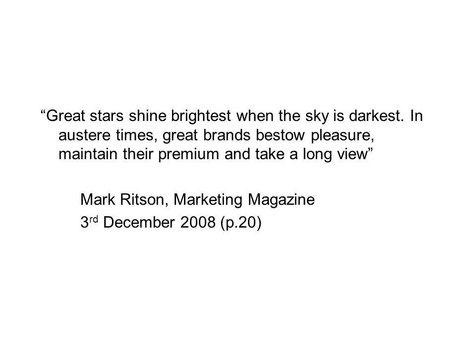 Great stars shine brightest when the sky is darkest.