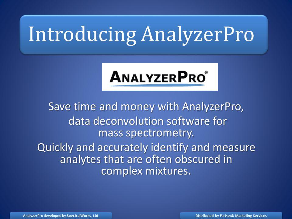 Introducing AnalyzerPro