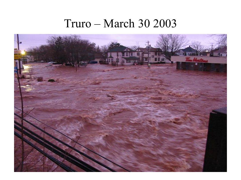 Truro – March 30 2003