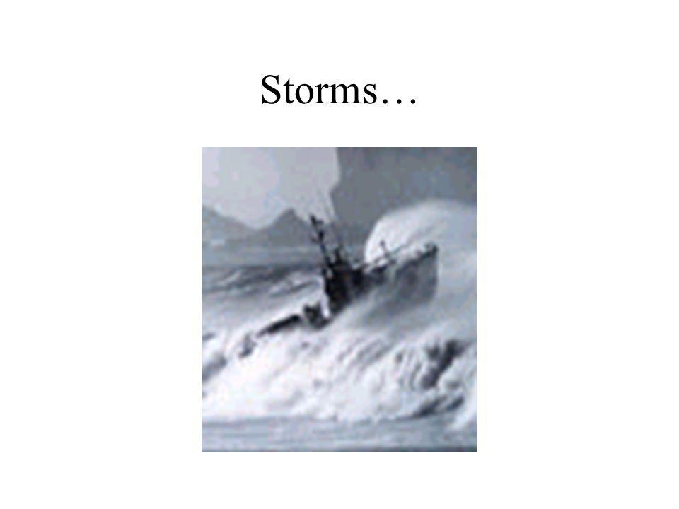 Hurricanes…