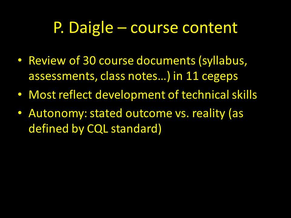 AE/OE Leadership competencies