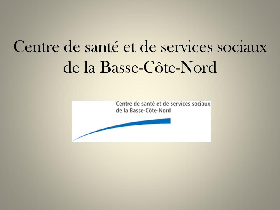 Centre de santé et de services sociaux de la Basse-Côte-Nord