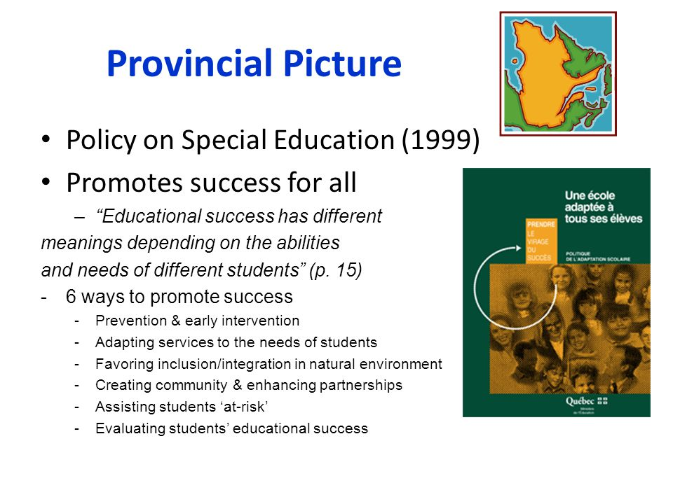 Building capacity in our schools Provincial Resources housed at LBPSB Ongoing Professional Development Projects (e.g., ALDI, FLASH)