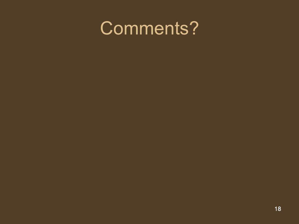 18 Comments