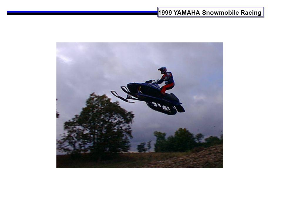 1999 YAMAHA Snowmobile Racing