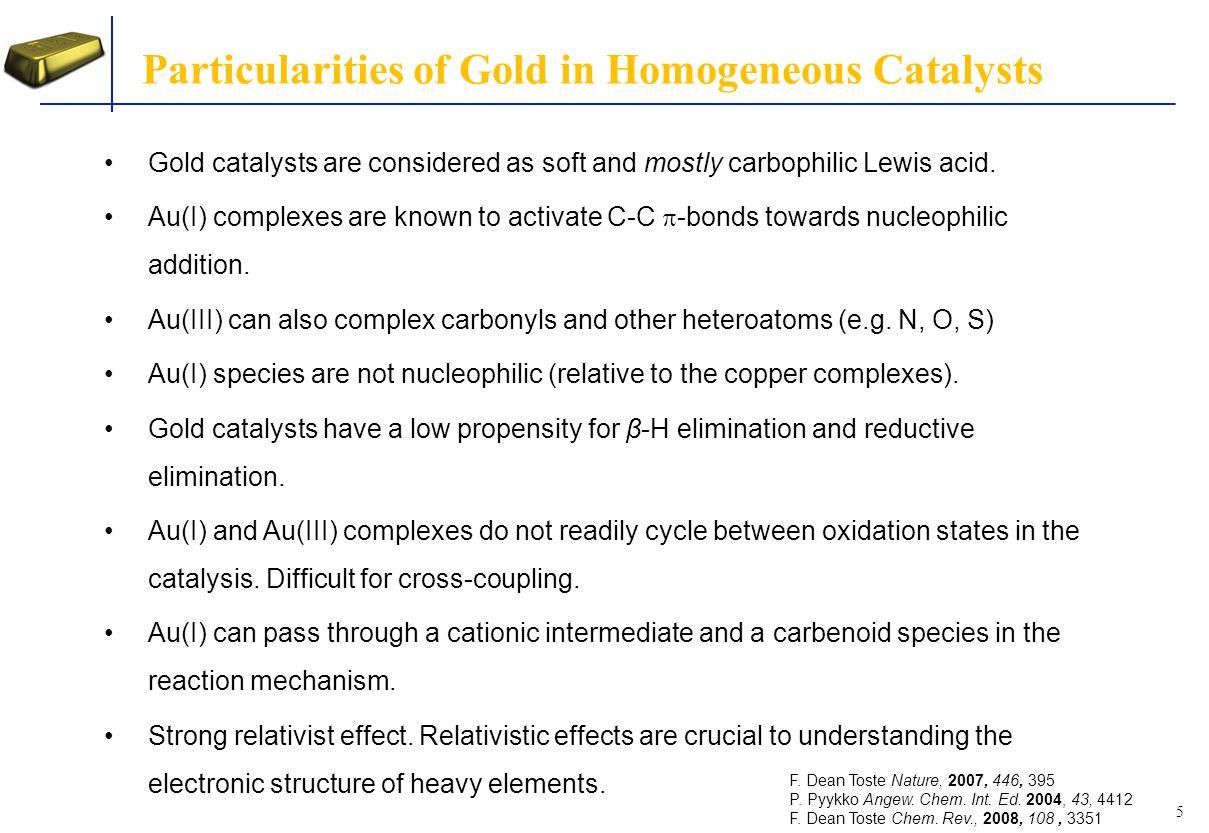16 Mechanistic Studies F.Dean Toste J. Am. Chem.