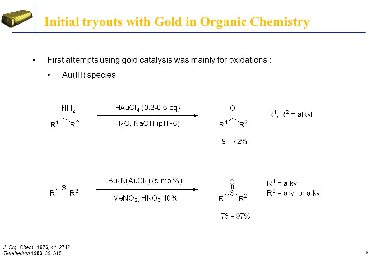 39 Myths – Does the Chemistry Comes from Gold???.