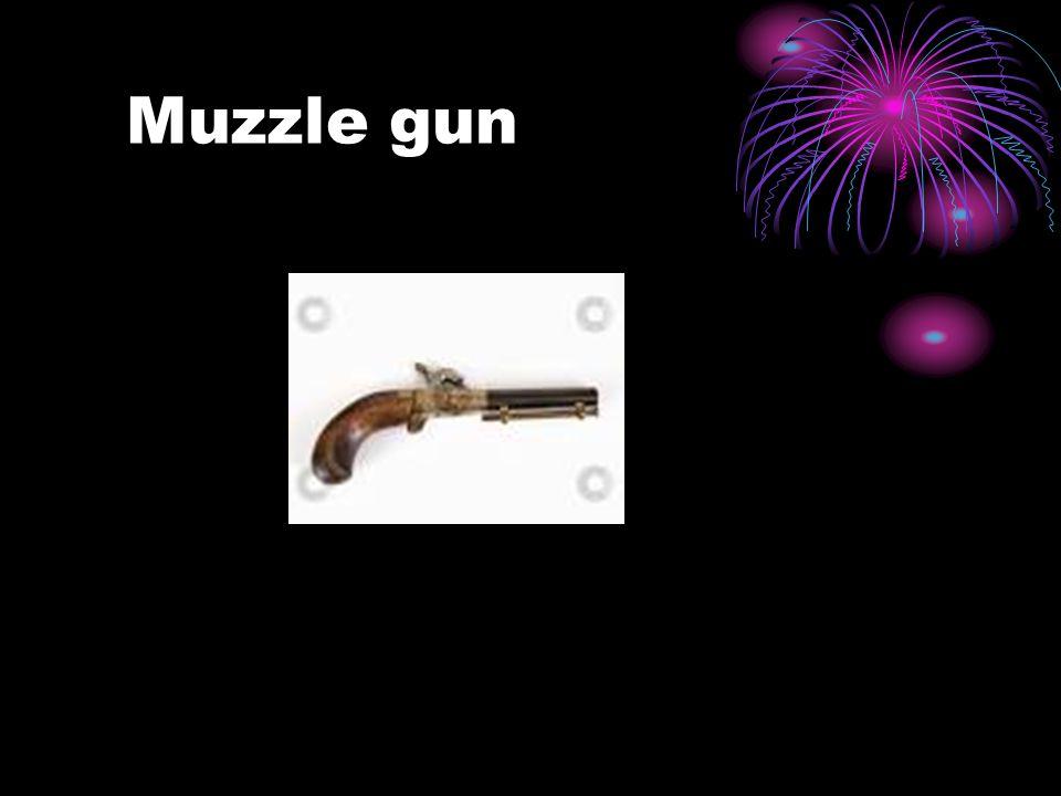 Muzzle gun