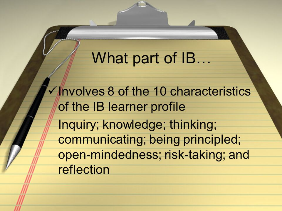 Resources Myself (Extended Essay coordinator) Supervisor (Teacher mentor) Librarian Library website -IB EE resources section Set of checkpoint sheets In-services run