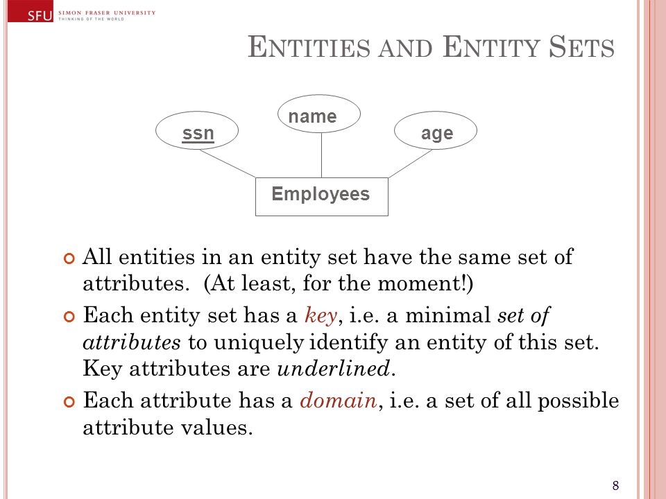 49 S UMMARY High-level design follows requirements analysis and yields a high-level description of data to be stored.