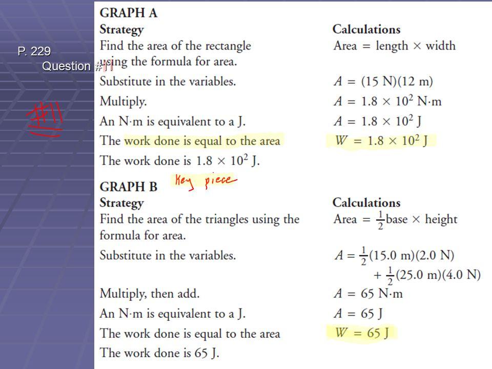 P. 229 Question #11