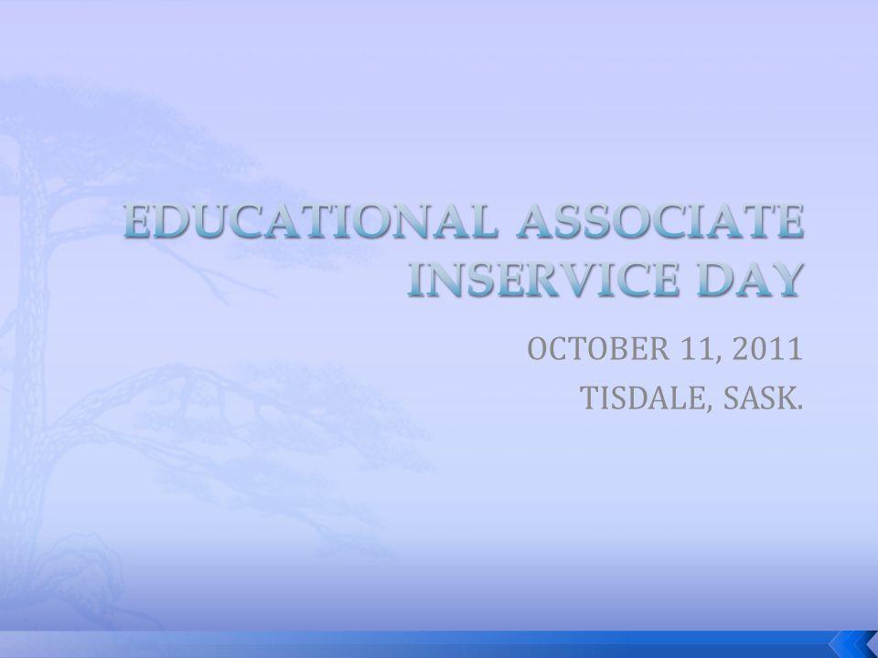 OCTOBER 11, 2011 TISDALE, SASK.