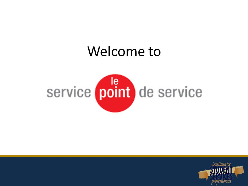 Living the integration The Service Point Intersection – Where can I drop off a body? !!.
