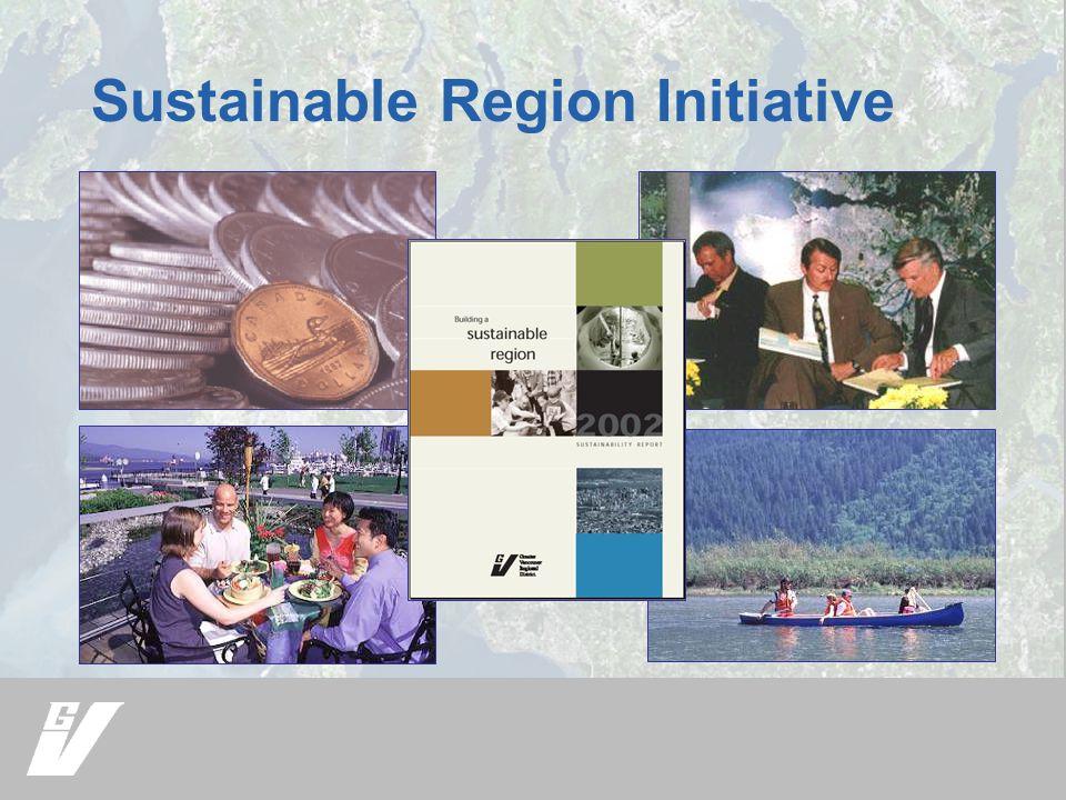 Sustainable Region Initiative