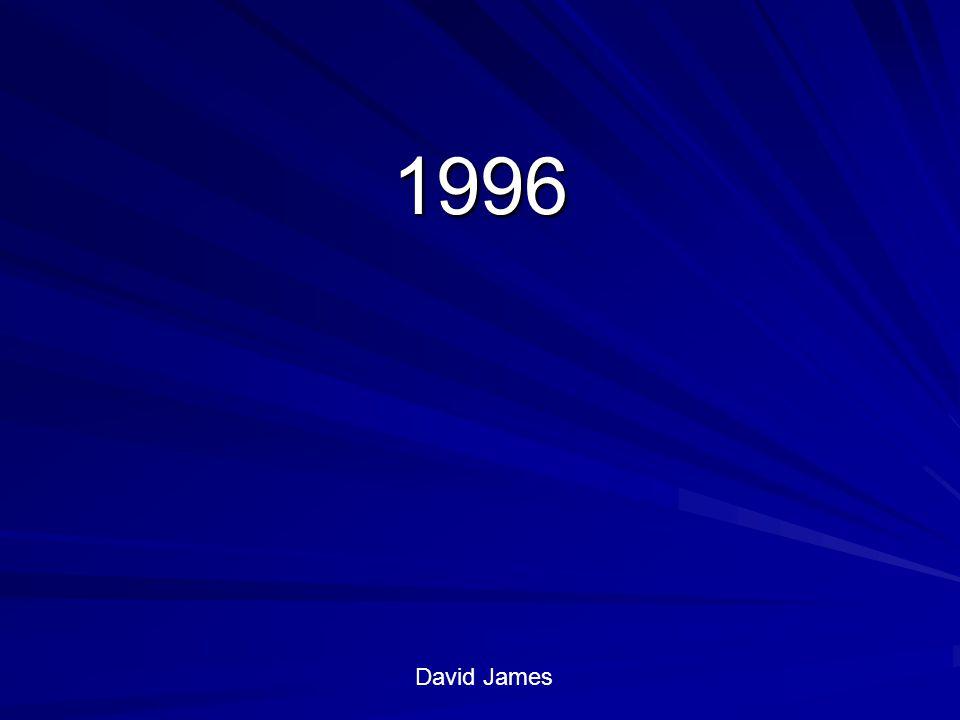 1996 David James