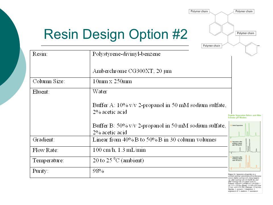 Resin Design Option #2